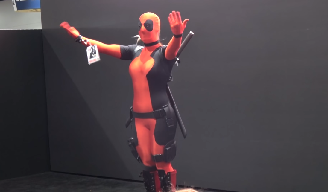How to Make Your Own Super Hero Cosplay Costume