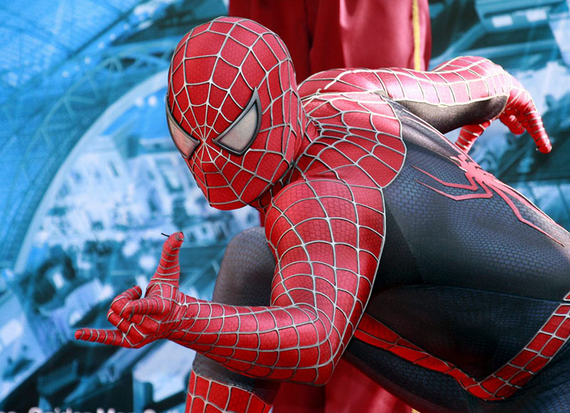 Where to buy the best Spiderman Cosplay costume online