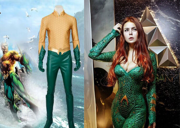 Are You Finding the Best Deals for Aquaman Cosplay Costume on online?