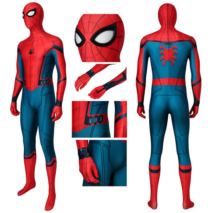 Finding a Spiderman Homecoming Suit That Your Child Will Love